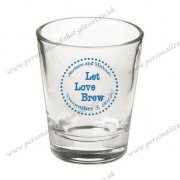 glass drinkware wedding souveni
