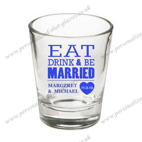 personalized wine glass shot glasses wholesale