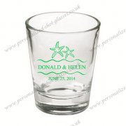 new wine glass shot glass personalized