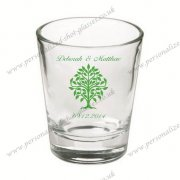 perfect personalized wine glass shot glass