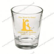 Party favor glassware shot glas