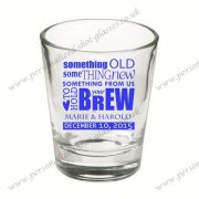 promotional barware shot glasse