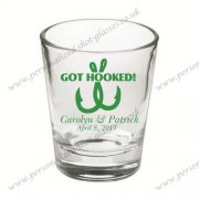 wedding party catering wedding shot glass