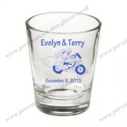 party bar wedding wine shot glasses