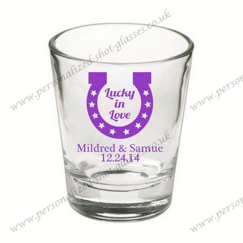 souvenir shot glass cups with printing