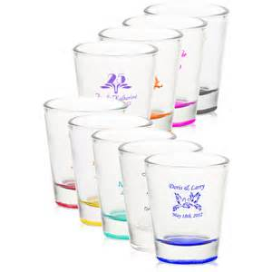 Custom Shot Glasses, party favours