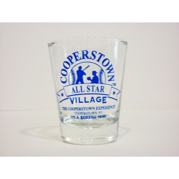 Custom Shot Glasses, bar supply