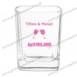 Personalised printing Mini Shot Glasses 011