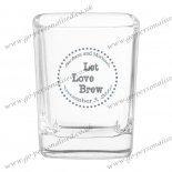 custom mini size personalised shot glasses 014