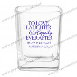 handmade personalized wedding shot glasses 016