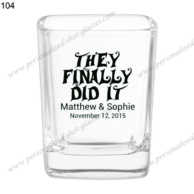 decorative shot glasses party wedding glassware 104